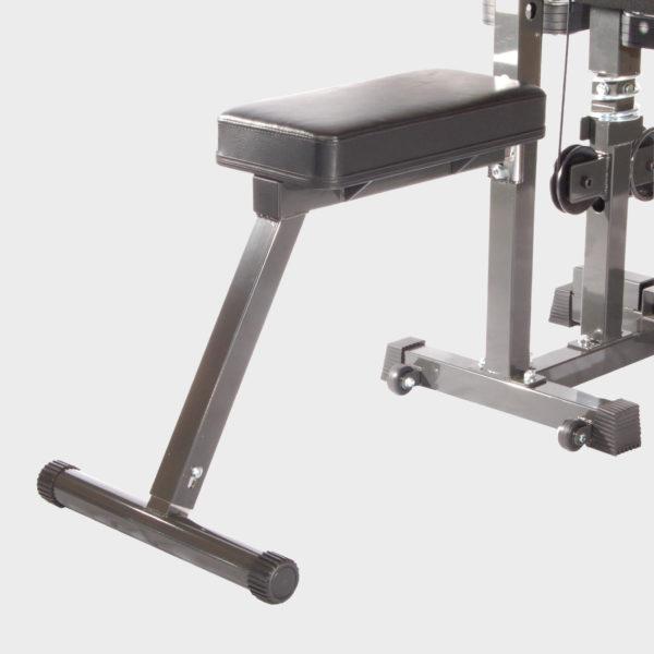 Sits-tillval till Ironmaster latsdrag och Hypercore