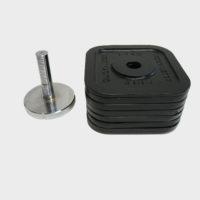 Viktpaket till Ironmaster skivstång, hantlar och kettlebells