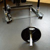 Ironmaster Landmine fäste till smithmaskin och half rack